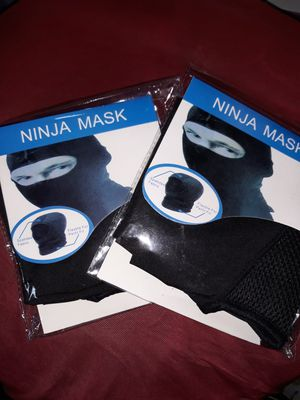Ninja mask for Sale in Miami, FL