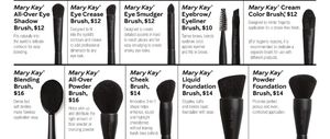 Make up brushes for Sale in Oceanside, CA