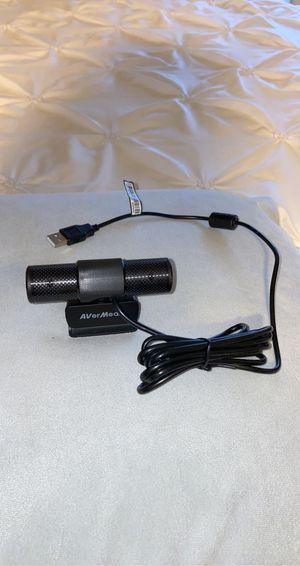 AVerMedia CAM 313 Webcam - 2 Megapixel - USB 2.0-1920 x 1080 Video - CMOS Sensor - Fixed Focus - Microphone - Computer, Notebook for Sale in Long Beach, CA