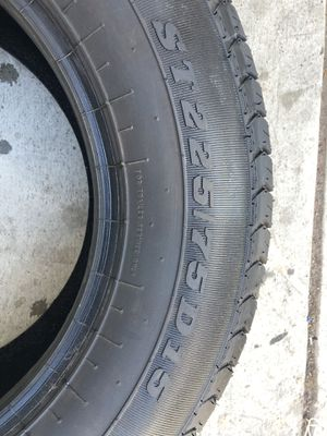 Brand NEW TRAILER TIRES 225-75-15 DEAL TODAY ONLY!!! for Sale in El Cajon, CA