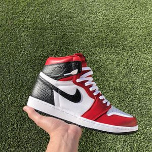Jordan 1 Satin Snake for Sale in Nellis Air Force Base, NV