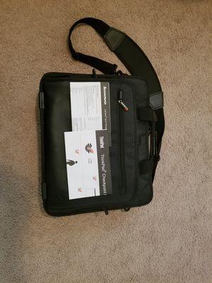 Lenovo Thinkpad laptop bag for Sale in La Vergne, TN