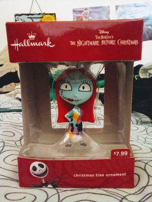 Disney Nightmare Before Christmas Sally Hallmark Ornament for Sale in Fresno, CA