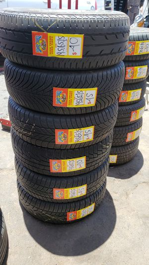 4 tires 195 65 15 80+% life for Sale in Chula Vista, CA