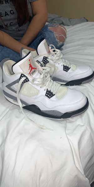 Jordan cement 4s for Sale in National City, CA