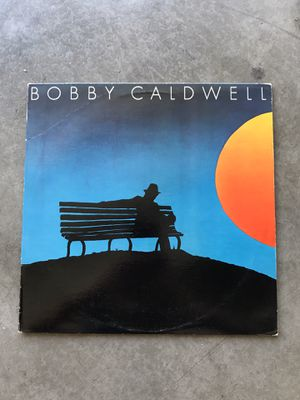 BOBBY CALDWELL LP 1978 Vintage Record for Sale in Modesto, CA