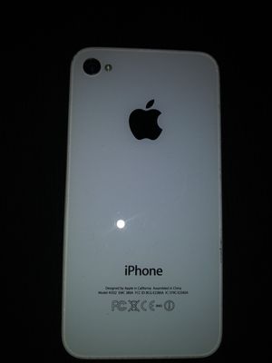 Iphone 4s no charger unlocked for Sale in Denver, CO