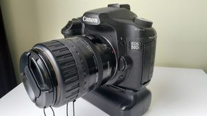 Canon EOS 50D DSRL camera with 35-135mm lens and power grip for Sale in Tampa, FL