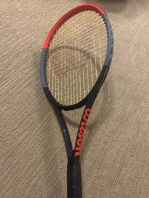 Wilson Clash 100 Tour Tennis Racket for Sale in Moapa, NV