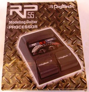 DigiTech RP55 Modeling Guitar Processor for Sale in Babson Park, FL