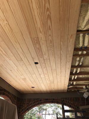 Trabajos de cielos de maderas for Sale in Houston, TX