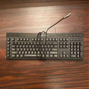 Corsair Gaming Keyboard for Sale in San Marcos, TX