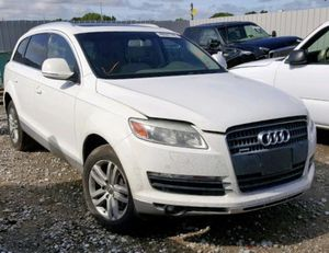 2008 Audi Q7 (For Parts Only) for Sale in Wylie, TX