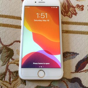Like new iPhone 7 128GB rose gold factory unlocked. No trade at all. Please write English. for Sale in Phoenix, AZ