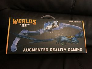 NEW Worlds AR Bow Edition Cell Phone Augmented Reality Game for Sale in Aurora, CO
