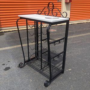 Metal Rack Bar for Sale in Lake Ridge, VA