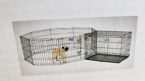 Exercise pen / Kennel / fencing $85 OBO for Sale in Little Elm, TX