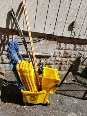 Janitor cleaning equipment for Sale in Lynn, MA