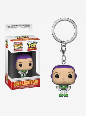 FUNKO POCKET POP KEYCHAIN DISNEY PIXAR TOY STORY BUZZ LIGHTYEAR for Sale in Montebello, CA