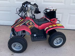 Razor Quad (electric four wheeler) for Sale in Pompano Beach, FL