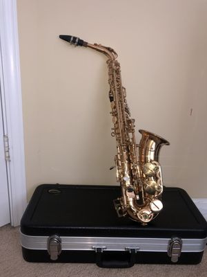 Anthem A-2000 Saxophone Used (PRICE NOT FIRM) for Sale in Woodstock, GA