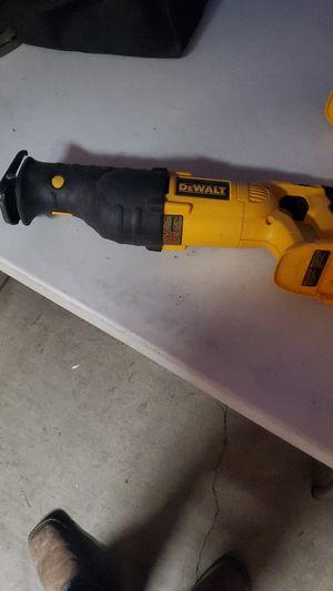 Dewalt 18v saw saw for Sale in Modesto, CA