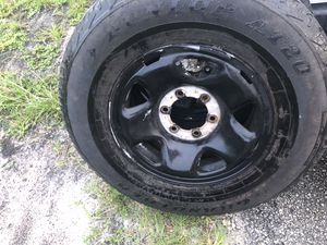 4 tires like new very good condition for Sale in Lighthouse Point, FL