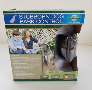 PetSafe Stubborn Dog Collar Control, Brand New. 7 Are Available, price is for each, PRICE IS NOT NEGOTIABLE. for Sale in Palatine, IL