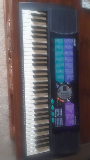 Yamaha electric keyboard $80 for Sale in Modesto, CA