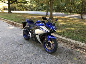 2016!Yamaha R3 for Sale in Washington, DC