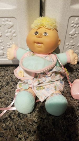 1992 I love n care baby cabbage patch doll for Sale in Meriden, CT