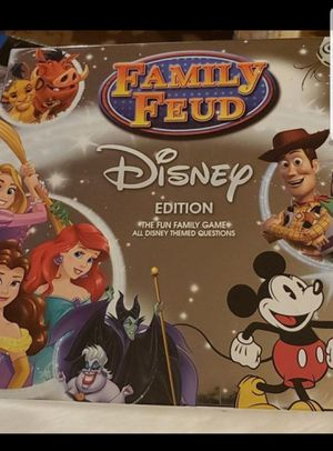 Family fued disney edition for Sale in Federal Way, WA
