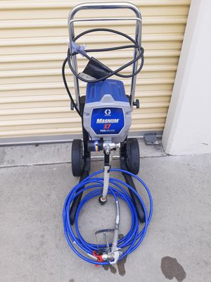 Graco magnum x7 airless for Sale in Chino, CA