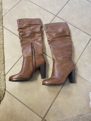 Aldo Zayde Brown Boots size 8.5. for Sale in Grand Prairie, TX