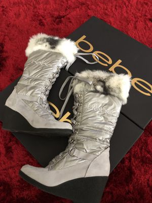Bebe Rhea Winter Boots Size 9 for Sale in Riverview, FL
