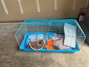 Habitat home (Ray, gerbil, hamster, bunny rabbit etc.) BRAND NEW/UNUSED - $225 OBO for Sale in Puyallup, WA