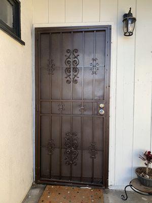 Steel Security Door for Sale in Industry, CA