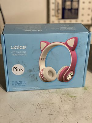 Wireless Bluetooth headphones kids for Sale in Chino Hills, CA