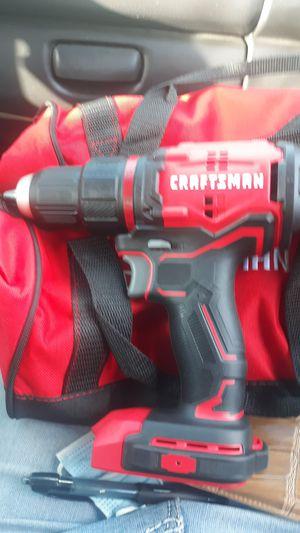 "Brand New Craftsman 20V 1/2"" Drill/Driver for Sale in Chicago, IL"