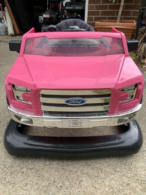 Baby Walker (pink) Bright Starts 3 Ways To Play Ford F-150 for Sale in Lexington, KY