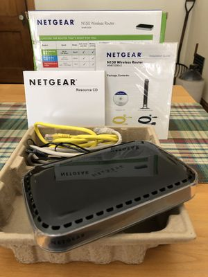 Netgear N150 Wireless Router for Sale in GRANDVIEW, OH