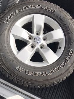 2018 Ram 1500 Rims and Tires for Sale in Bonney Lake,  WA