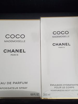 BRAND NEW AUTHENTIC COCO MADEMOISELLE CHANEL PERFUME for Sale in Hesperia, CA