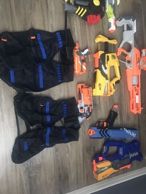 For sale Nerf guns for Sale in Austin, TX