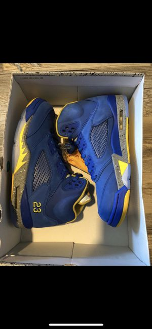 Air Jordan 5 Laney Size 10.5 for Sale in Portland, OR
