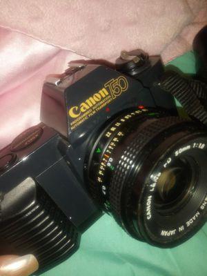 1983 Canon T50 35mm Camera for Sale in Waynesboro, VA