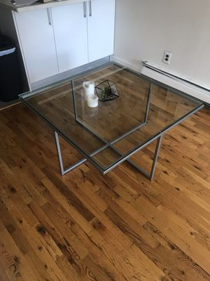 Glass Coffee Table for Sale in Brooklyn, NY