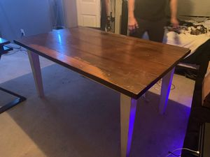 Wooden kitchen table for Sale in Acworth, GA