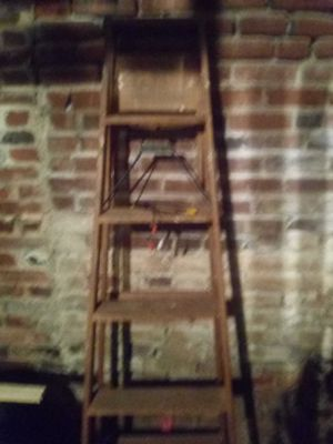 Wooden ladder for Sale in St. Louis, MO