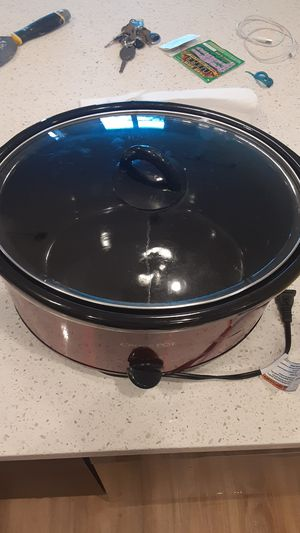 Crock pot for sale for Sale in Garden Grove, CA